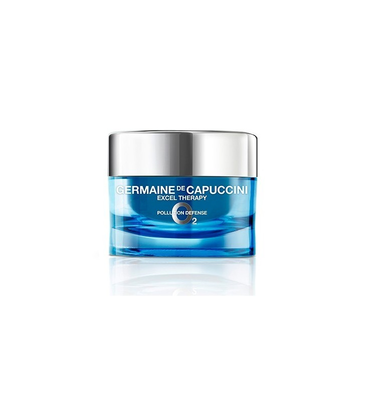 Excel Therapy O2. Crema Pollution Defense - GERMAINE DE CAPUCCINI