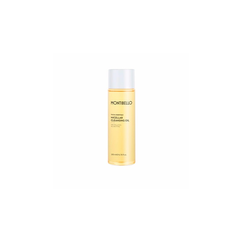 Facial Essentials. Micellar Cleansing Oil - MONTIBELLO