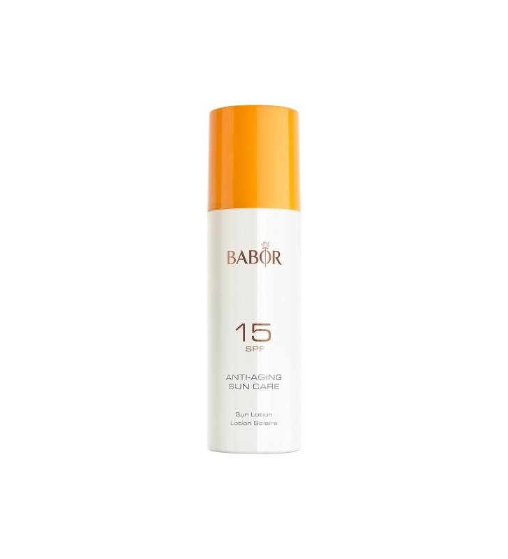 Anti-aging Sun Care. Medium Protection Sun Lotion SPF 15 - BABOR