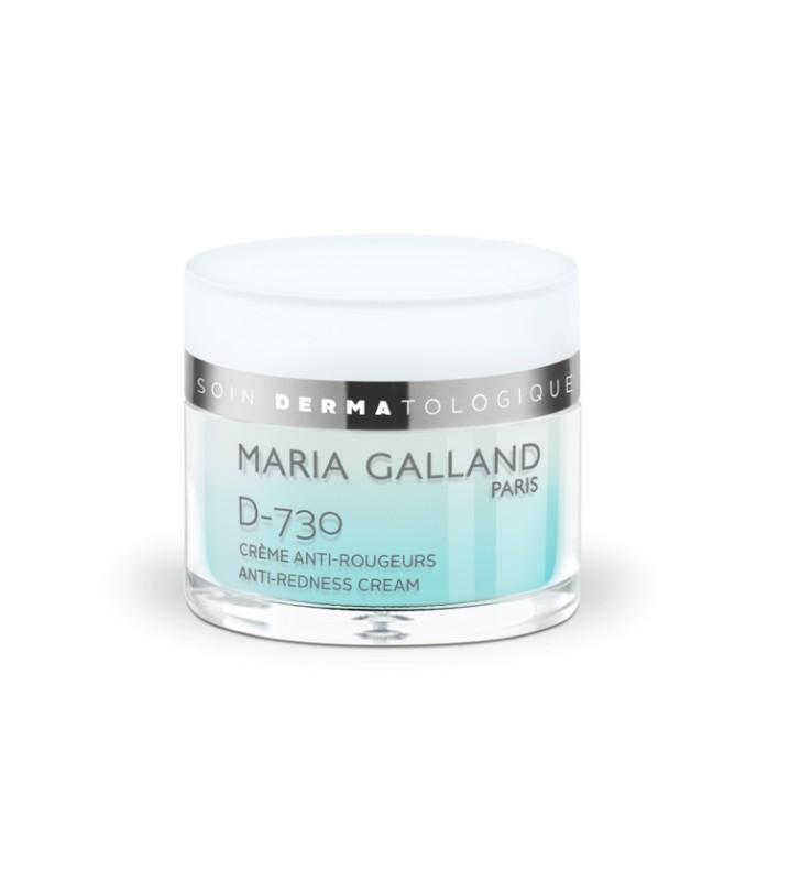 Soin Dermatologique. D-730 Crème Anti-Rougers - MARIA GALLAND
