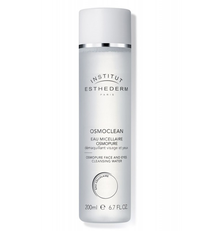 Osmoclean. Eau Micellaire Osmopure - INSTITUT ESTHEDERM