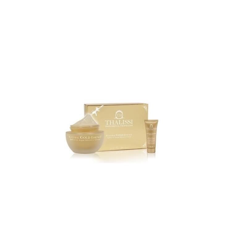 Anti-Edad. Natural Gold Essence Azafrán y Argán + Regalo tamaño de viaje - Thalissi