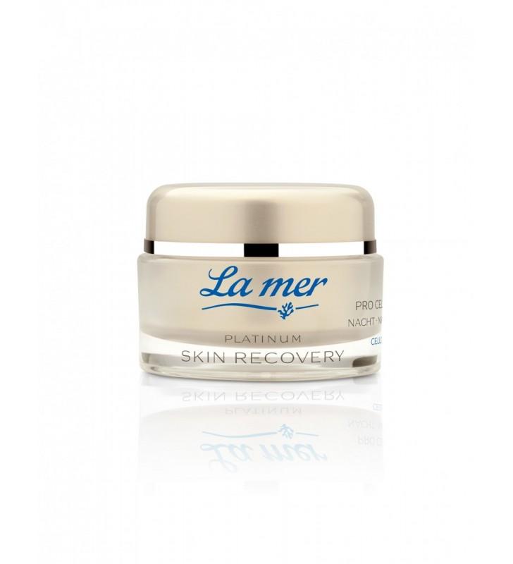 Platinum Skin Recovery. Pro Cell Crema de Noche - LA MER