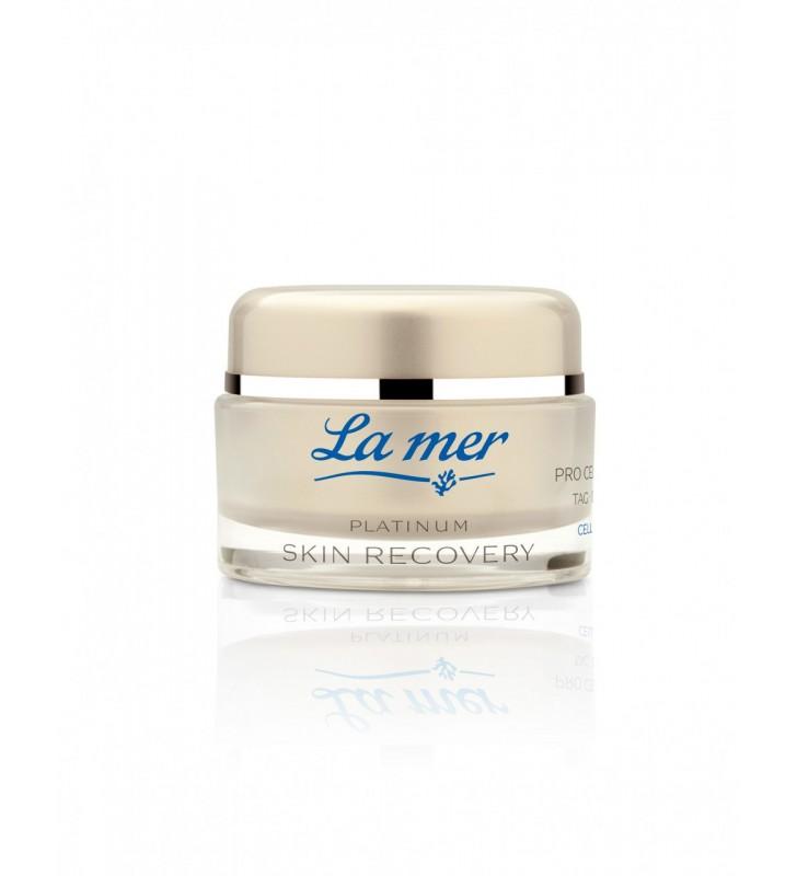 Platinum Skin Recovery. Pro Cell Crema de Día - LA MER