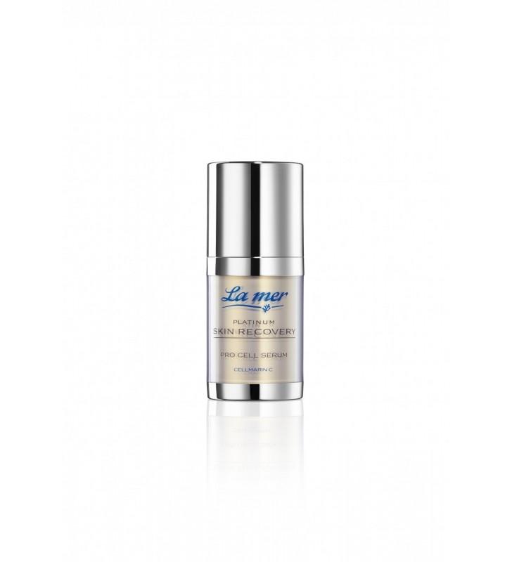 Platinum Skin Recovery. Pro Cell Serum - LA MER