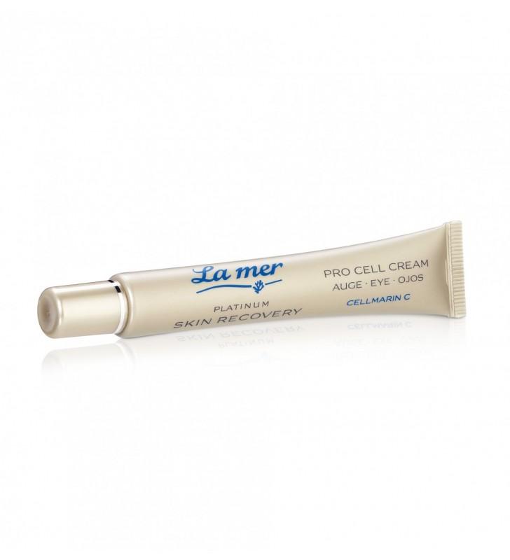 Platinum Skin Recovery. Pro Cell Cream Ojos - LA MER