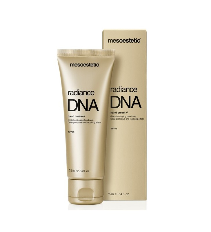 Radiance DNA. Hand Cream - MESOESTETIC