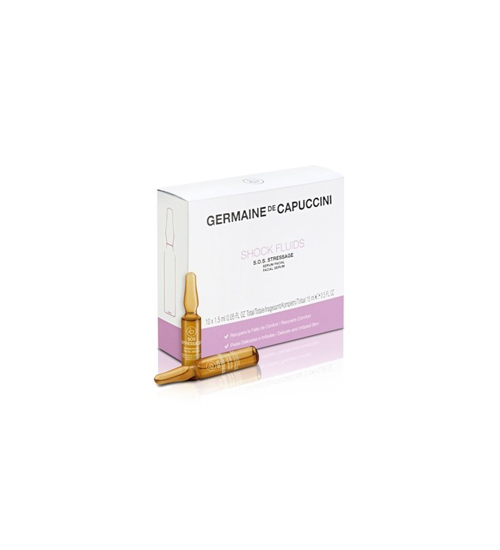 Shock Fluids S.O.S Stressage - GERMAINE DE CAPUCCINI