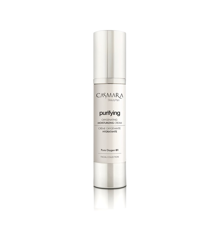 Puryfing Collection. Oxigenating Moisturizing Cream - CASMARA