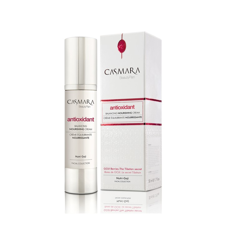 Antioxidante Collection. Balancing Nourishing Cream - CASMARA