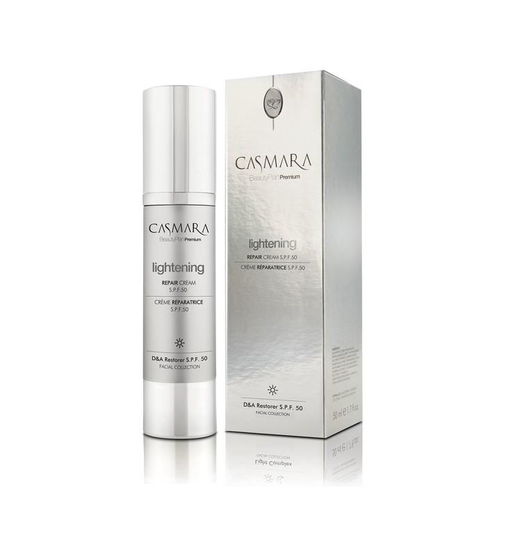 Lightening Collection. Repair Cream SPF50 - CASMARA