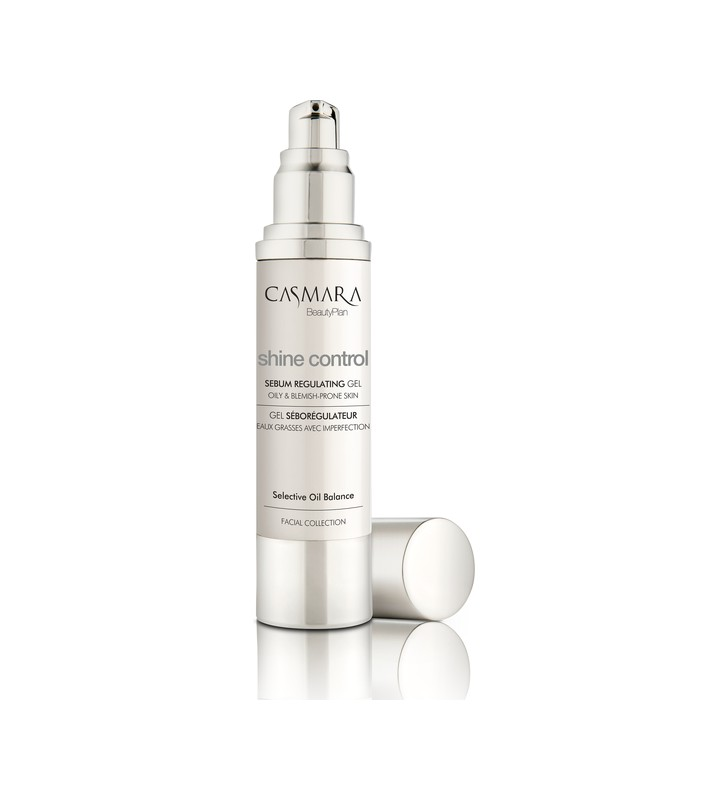 Shine Control Collection. Sebum Regulating Gel - CASMARA