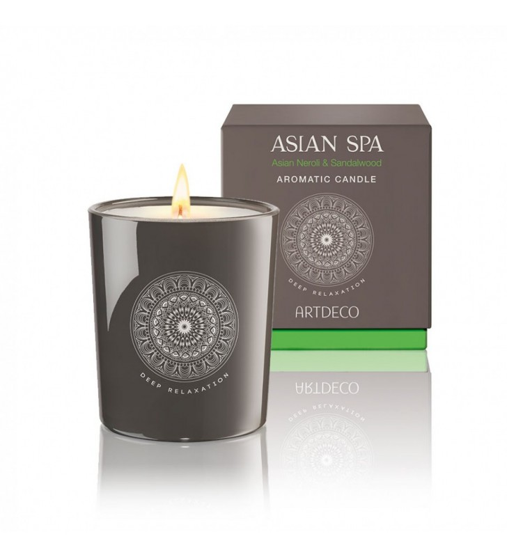 Deep Relaxation. Aromatic Candle - ARTDECO
