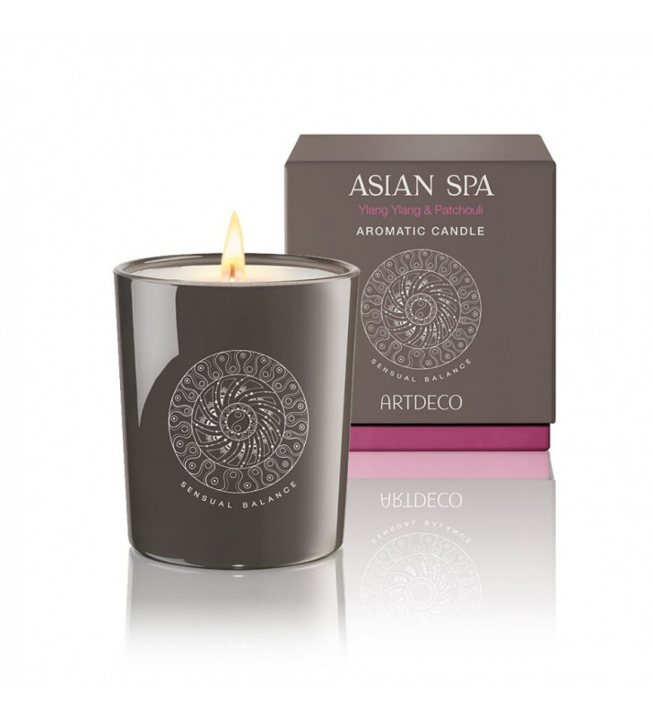 Sensual Balance. Aromatic Candle - ARTDECO