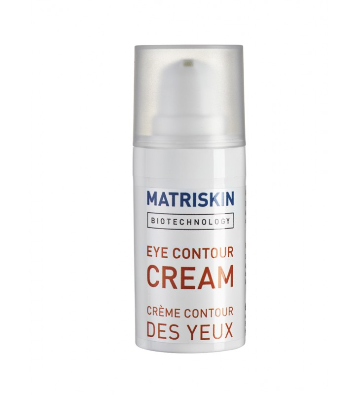 Ojos. Eye Contour Cream - MATRISKIN