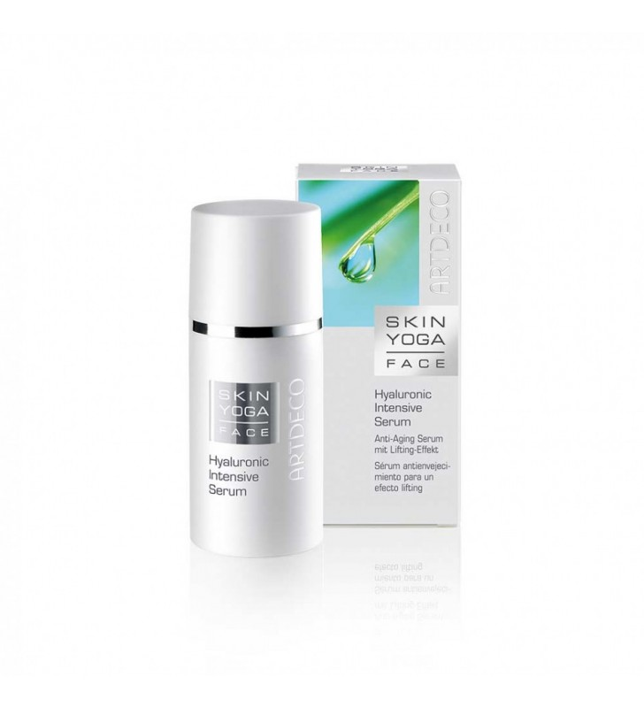 Skin Yoga Face. Hyaluronic Intensive Serum - ARTDECO