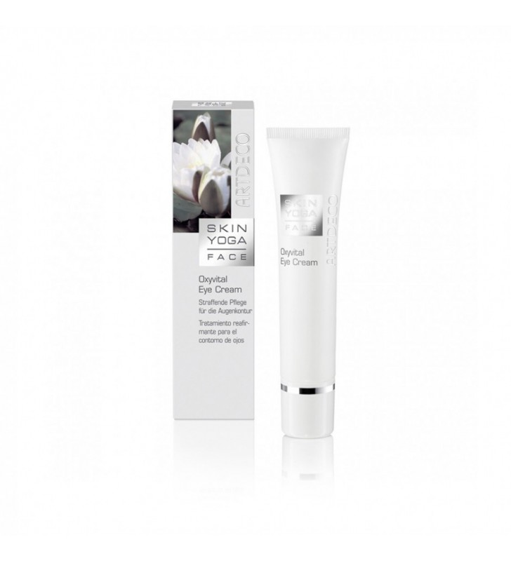 Skin Yoga Face. Oxyvital Eye Cream - ARTDECO