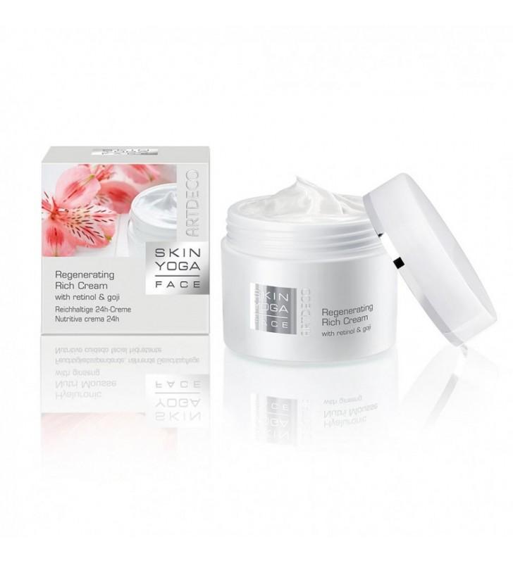 Skin Yoga Face. Regenerating Rich Cream - ARTDECO
