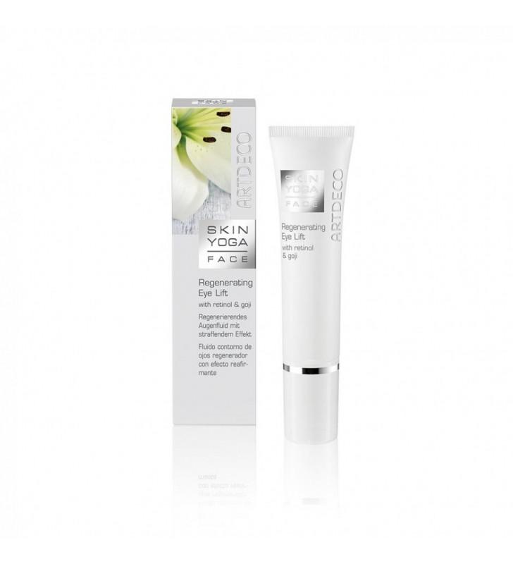 Skin Yoga Face. Regenerating Eye Lift with Retinol & Goji - ARTDECO