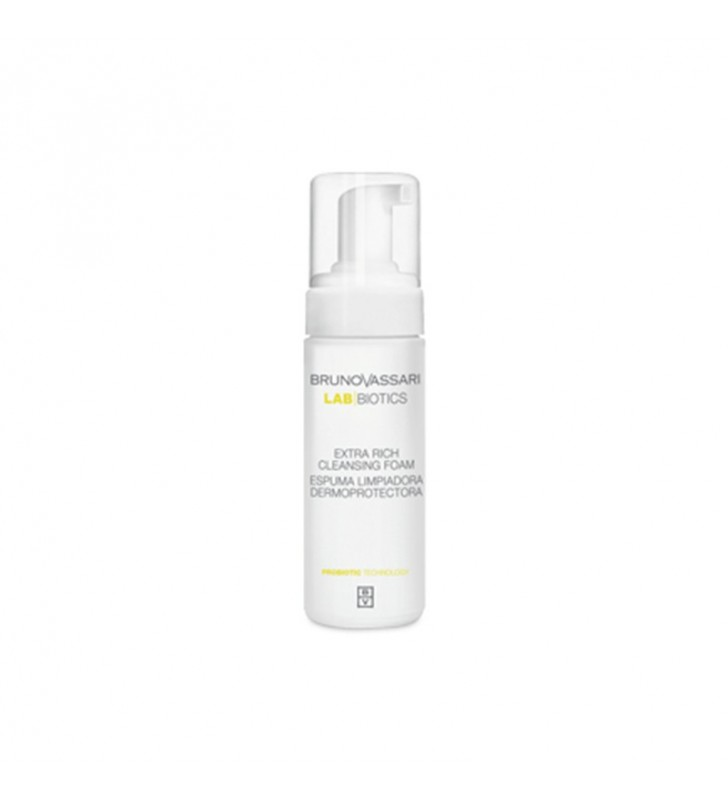 Lab Biotics. Extra Rich Cleansing Foam - BRUNO VASSARI