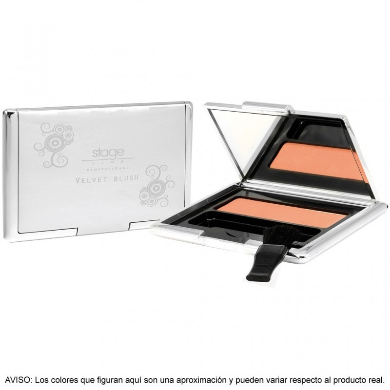 Colorete Velvet Blush - STAGE LINE