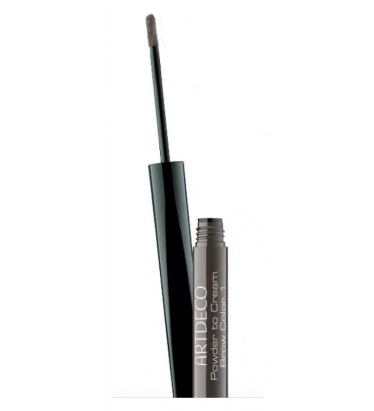 All About Brow. Powder to Cream Brow Color - ARTDECO