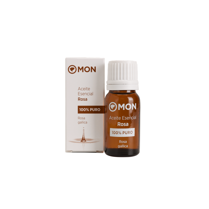 Aceite esencial Rosa - MON DECONATUR