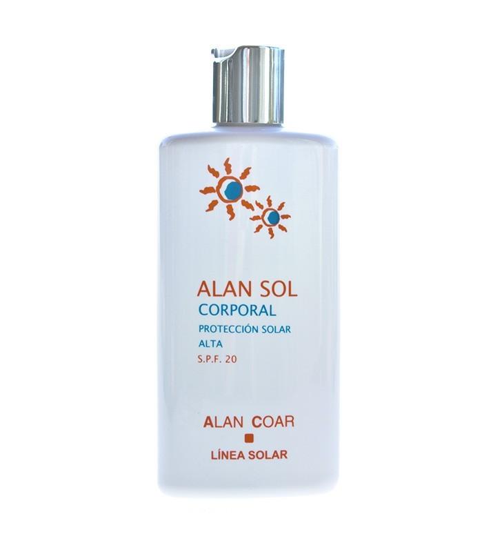 Solar. Alan Sol Corporal - ALAN COAR