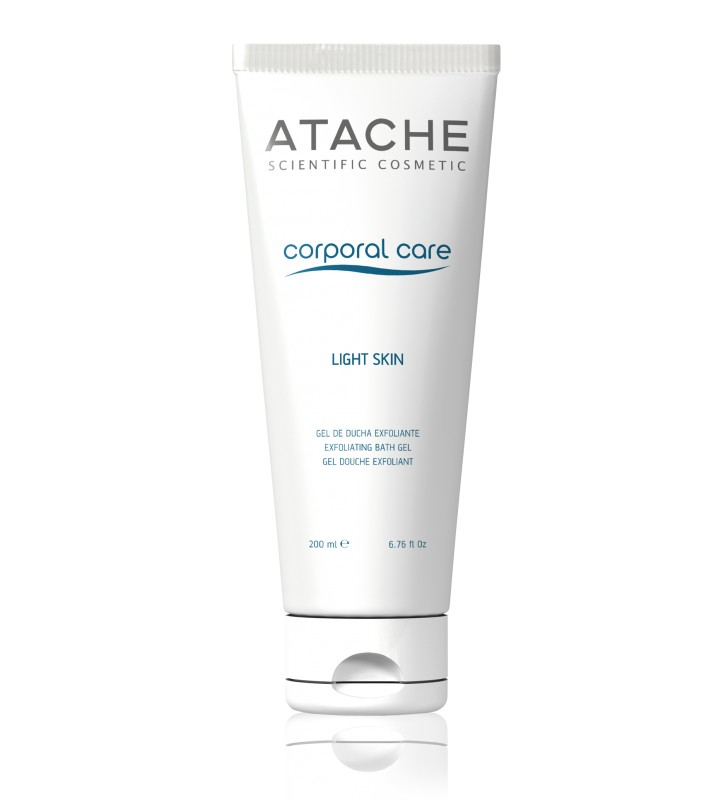 Corporal Care Gel Exfoliante Light Skin - ATACHE