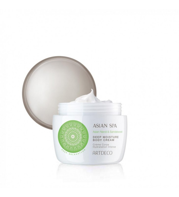 Asian Spa Deep Relaxation. Deep Moisture Body Cream - ARTDECO