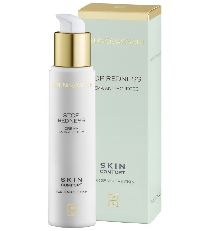 Skin Confort. Stop Redness - BRUNO VASSARI