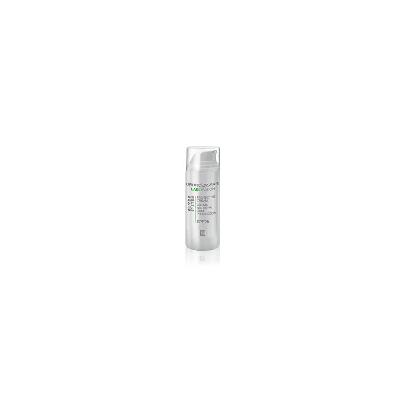 Glyco System. Protective Cream SPF25 - BRUNO VASSARI