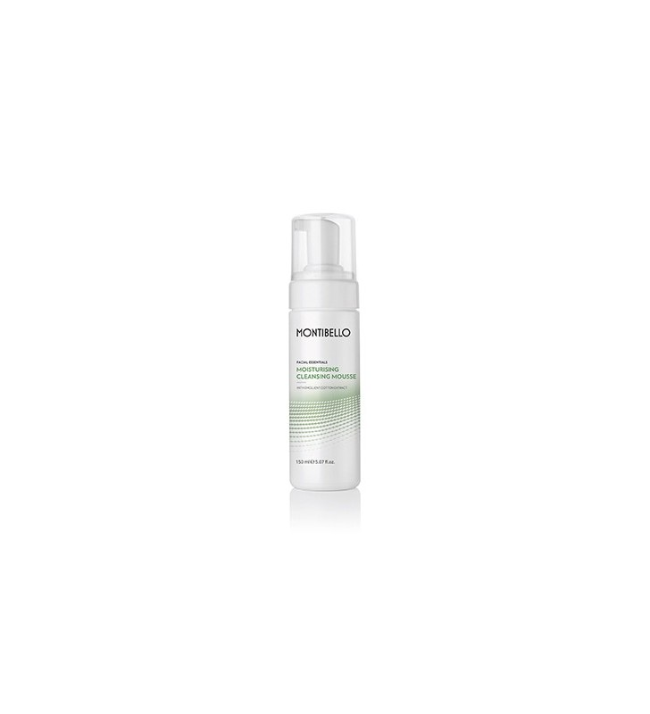 Facial Essentials. Moisturising Cleansing Mousse - MONTIBELLO