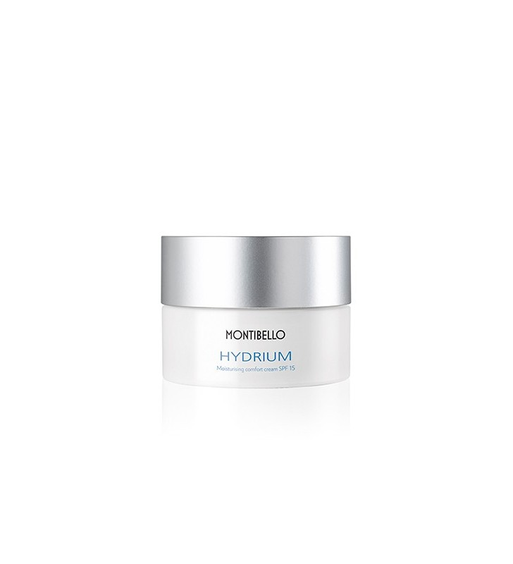 Hydrium. Moisturising Confort Cream spf15 - MONTIBELLO