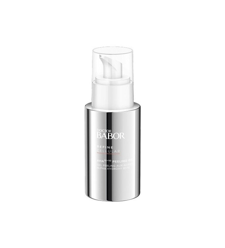 Doctor Babor Refine Cellular. Ultimate AHA 10+10 Peeling Gel - BABOR