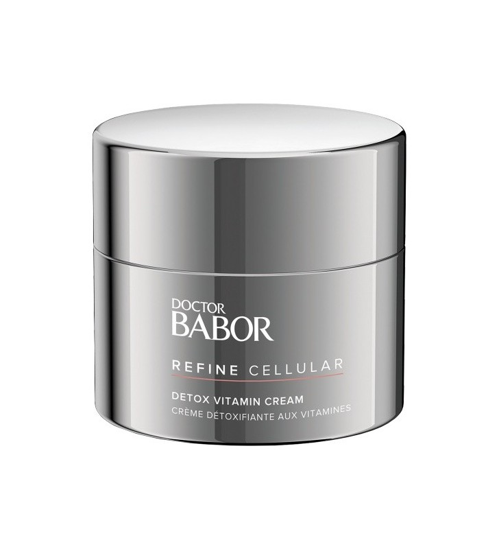 Doctor Babor Refine Cellular. Detox Vitamin Cream - BABOR