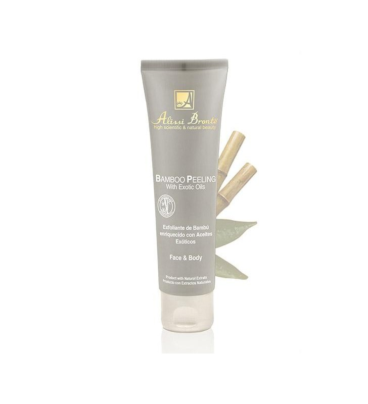 Exfoliante Bamboo Peeling - ALISSI BRONTË