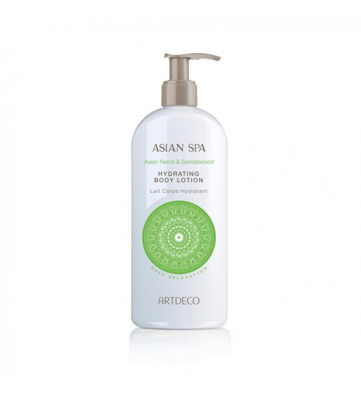 Asian Spa Deep Relaxation. Hydrating Body Lotion - ARTDECO