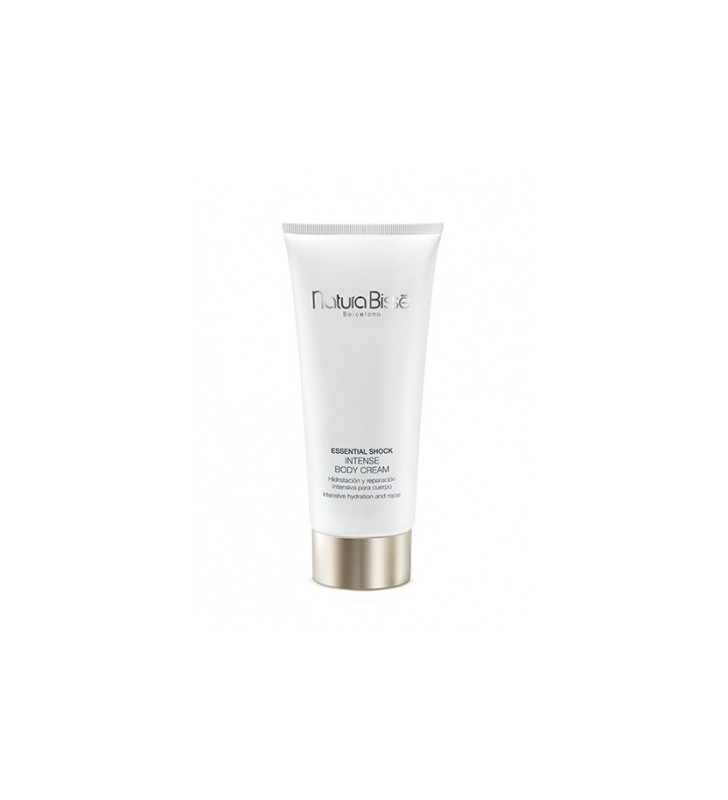 Essential Shock. Intense Body Cream - NATURA BISSE