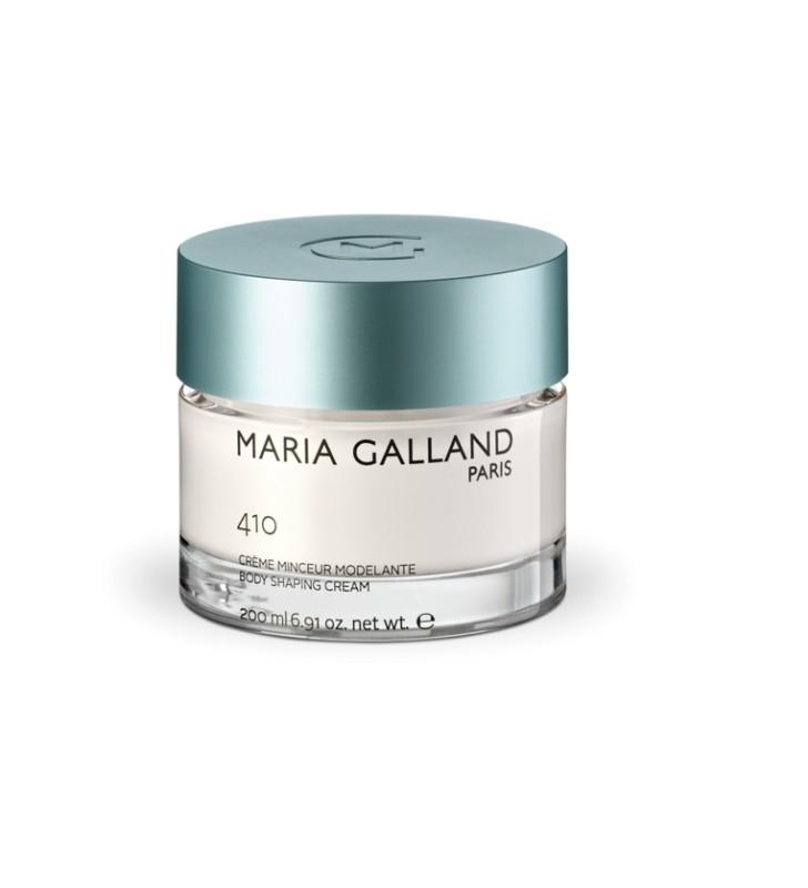 Soin Silhouette. 410 Crème Minceur Modelante - MARIA GALLAND