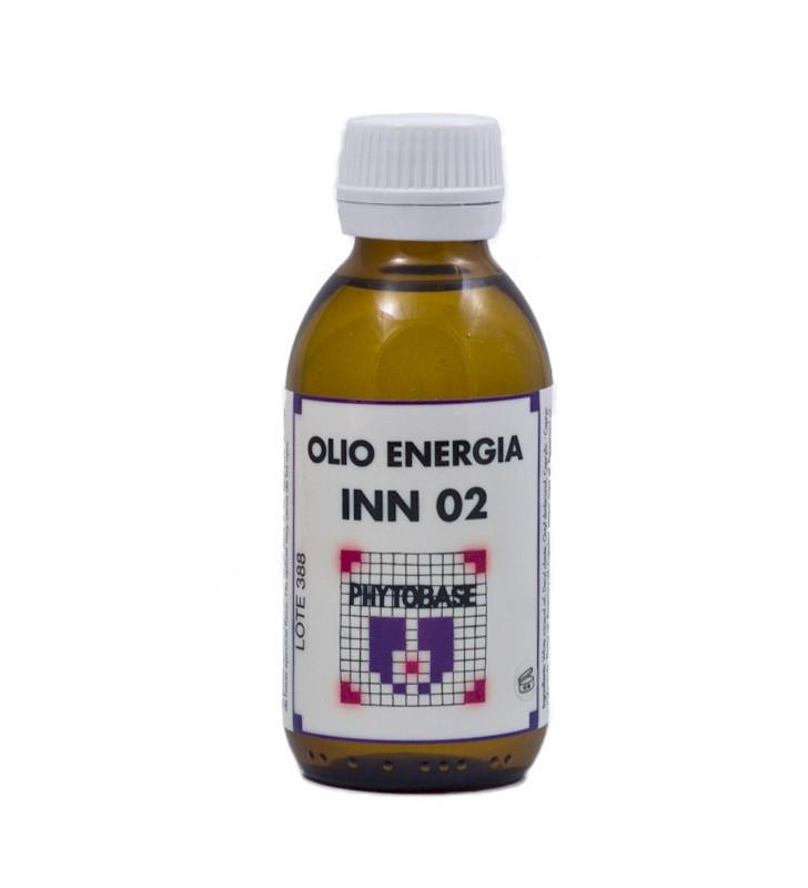 Aceite Energético. Olio Energia - PHYTOBASE