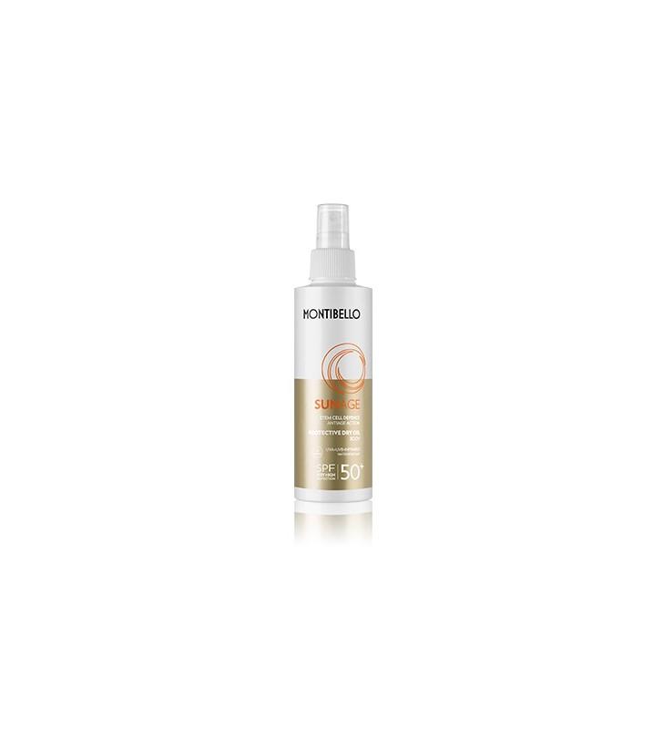 Sun Age. Protective Dry Oil SPF 50+ - MONTIBELLO