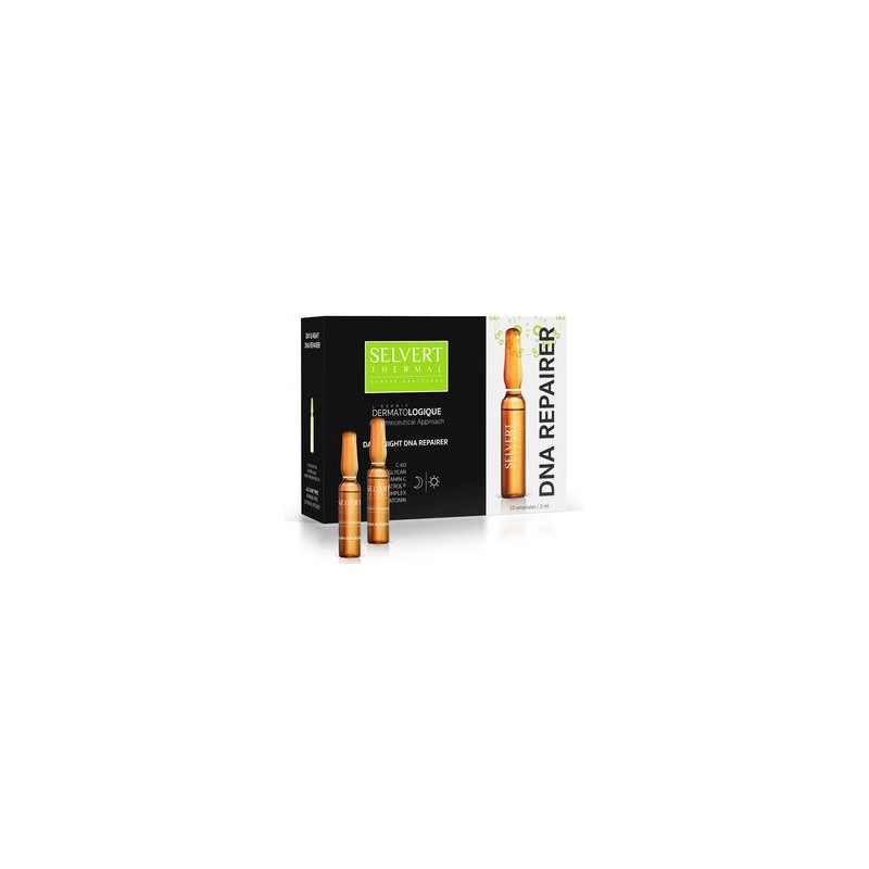 L'Esprit Dermatologique. Ampollas Day & Night DNA Repairer - SELVERT
