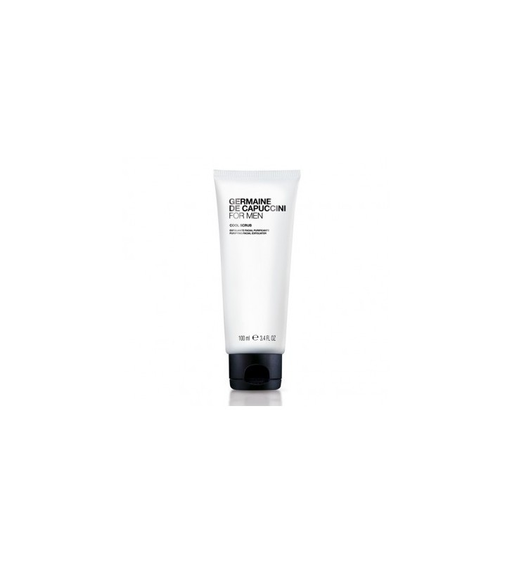 For Men. Cool Scrub - GERMAINE DE CAPUCCINI