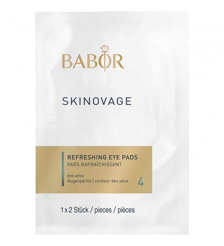 Skinovage Balancing. Refreshing Eye Pads - BABOR