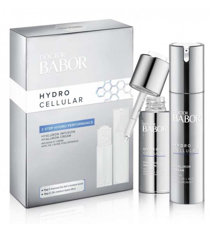 Cofre Doctor Babor Hydro Cellular. 2 Step Hydro Performance - BABOR