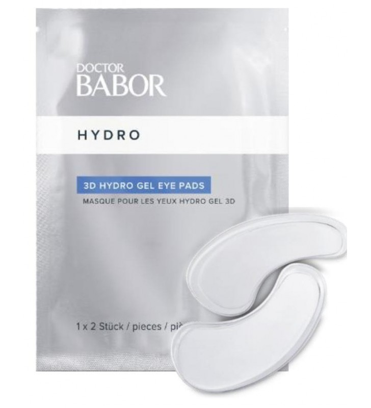 Doctor Babor Hydro. 3D Hydro Gel Eye Pads - Babor
