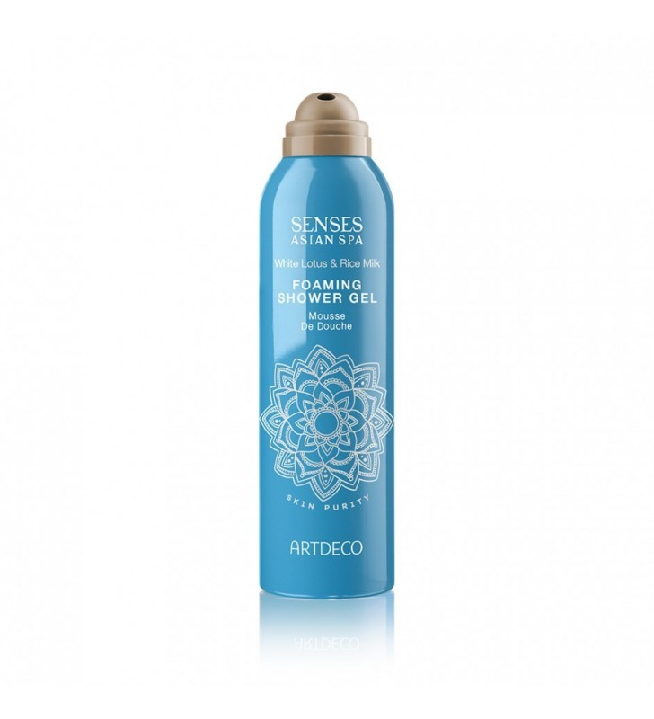 Asian Spa Skin Purity. Foaming Shower Gel - ARTDECO