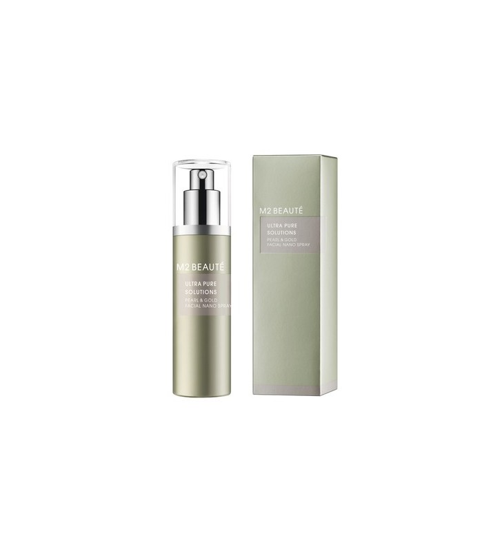 Ultra Pure Solutions Facial Nano Spray Pearl & Gold - M2 BEAUTÉ