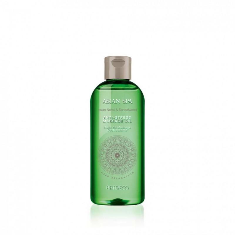 Asian Spa Deep Relaxation. Anti Stress Massage Oil - ARTDECO